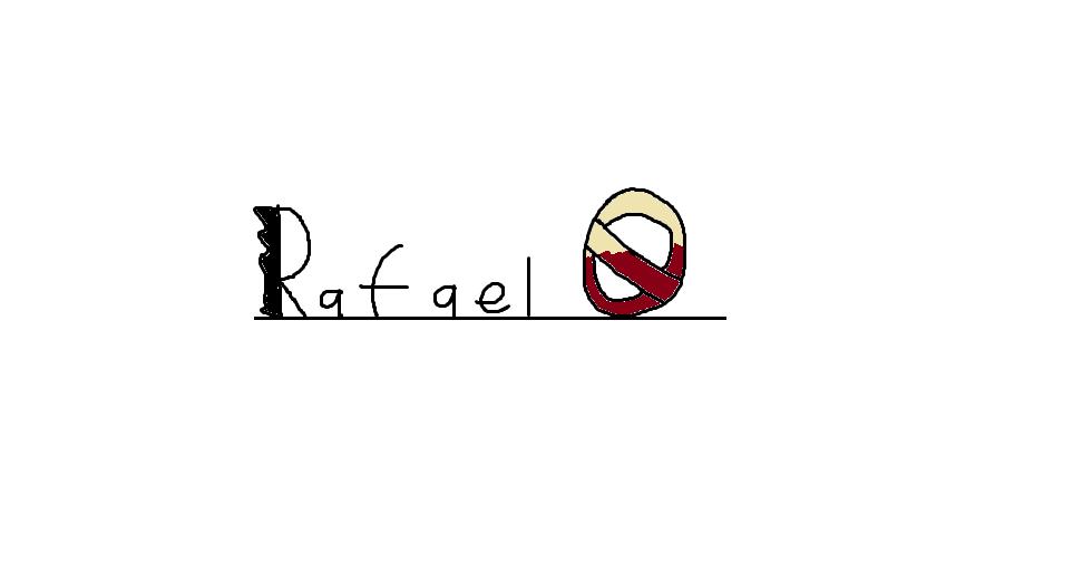 Rafael 0 Logo by Rafie1998