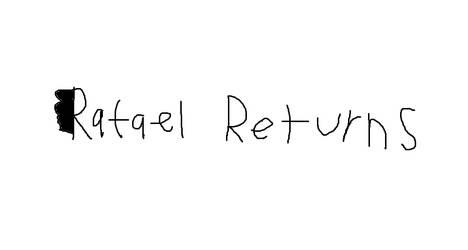 Rafael Returns Logo