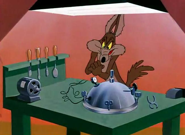 ian frazier coyote v acme essay
