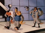 Before they were the swat kats