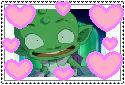 Billy Ganthar stamp by Bjnix248