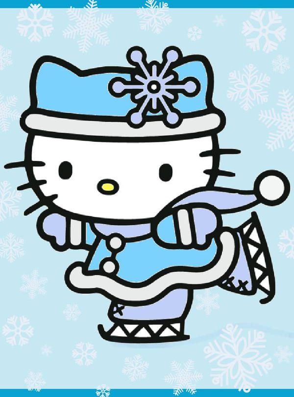 09690cc8a Hello Kitty in a Winter Wonderland by Bjnix248 on DeviantArt