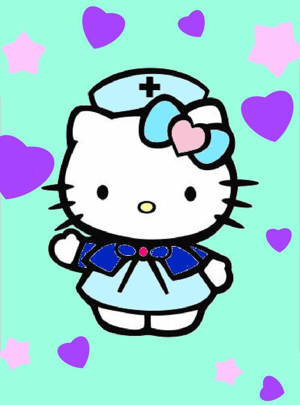 Hello Kitty Cute Nurse By Bjnix248 On Deviantart