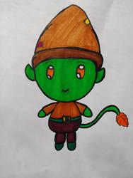 Autumn Goblin