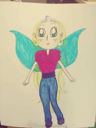 Pearlie the fairy