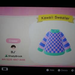 Animal Crossing New Horizon Code