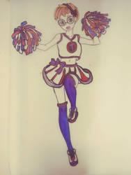 Tune Squad Cheerleader