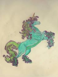 Unicorn tracing.