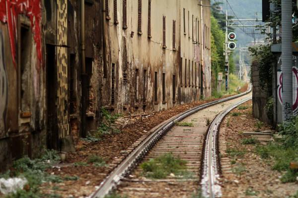 Lago Nord Railroad