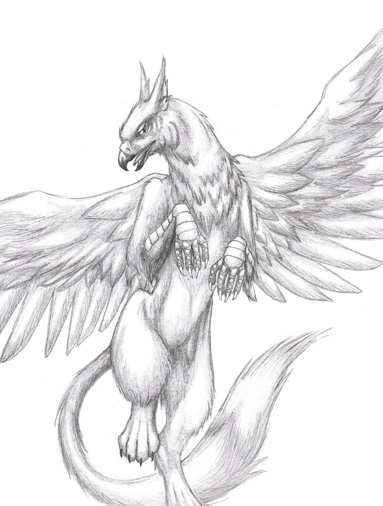Gryphon by Saij-Spellhart