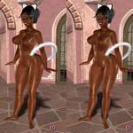 Catgirl Aisha by Chronophontes