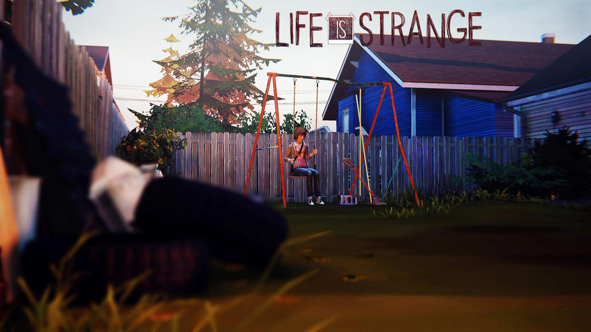 Life Is Strange - Chloe's House by KateWindhelm