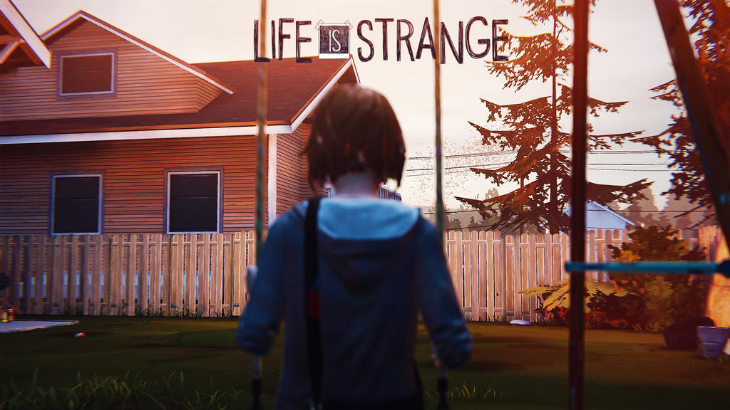 Life Is Strange - Chloe's Swing by KateWindhelm