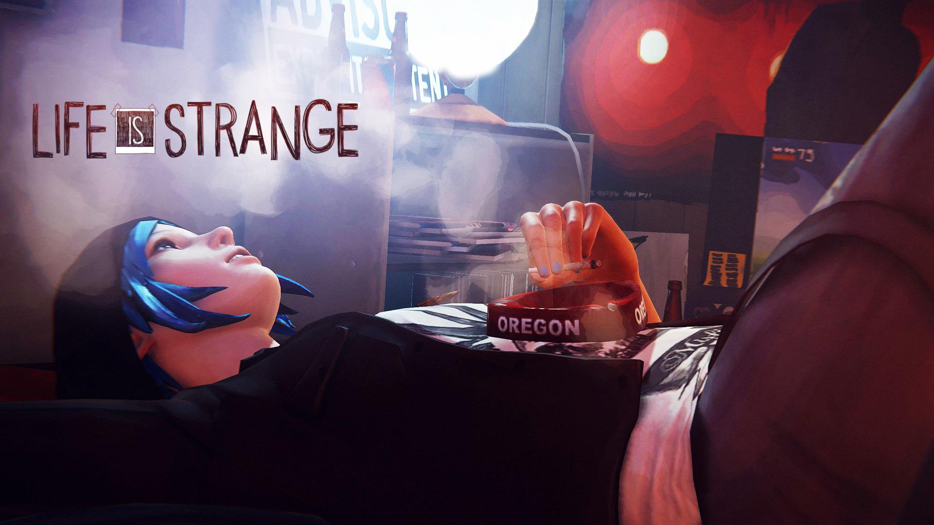 Life Is Strange - Chloe's Thinking Time by KateWindhelm