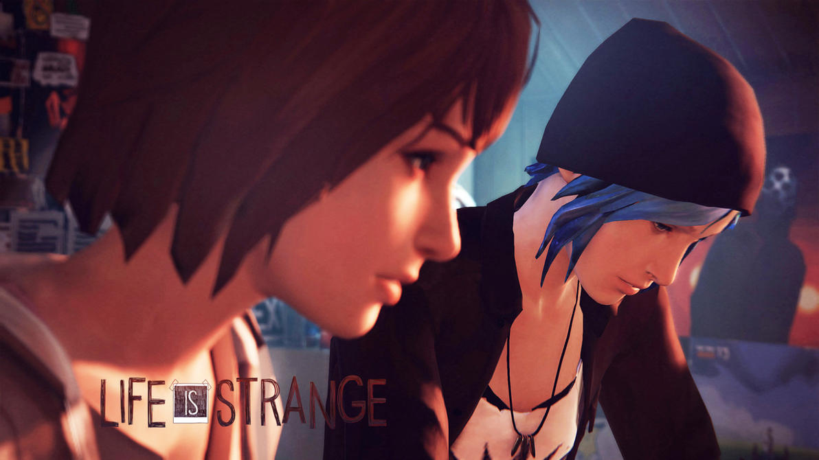 Life Is Strange - Chloe's room talk by KateWindhelm
