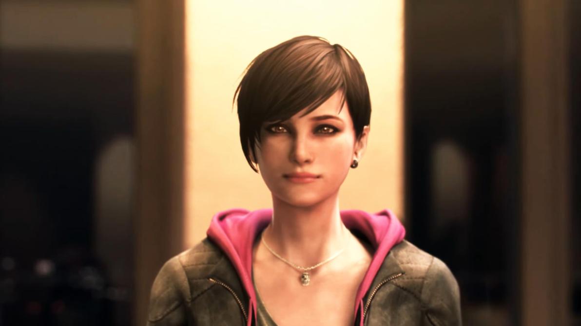 Resident Evil Revelations 2 - Moira Burton by KateWindhelm