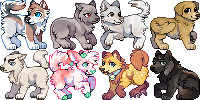 Icon Commissions 11 by Nopeita