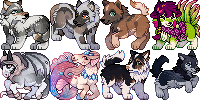 Icon Commissions 19 by Nopeita