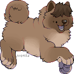 Flat Tag | Legionwolf
