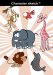 the funky ZOo
