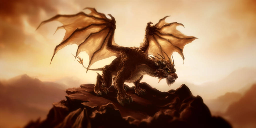 Hybrid Dragon by X-Factorism