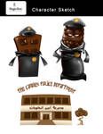 The candies police department