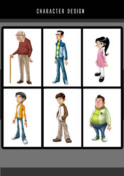 Character pack 2