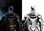 Batman Color  ink