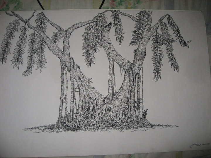 Balete Tree 1 by IAN999