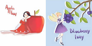 Faeries of Fruits