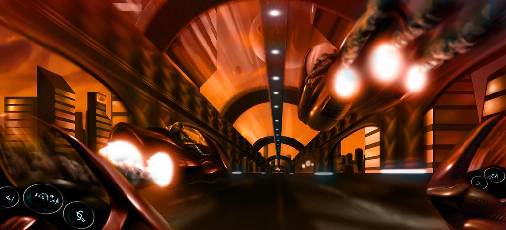 Space Race by Emortal982