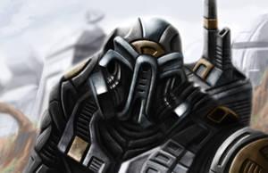 Trooper by Emortal982
