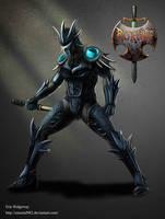 Drake Armor set by Emortal982