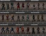 Renegade Armor sets
