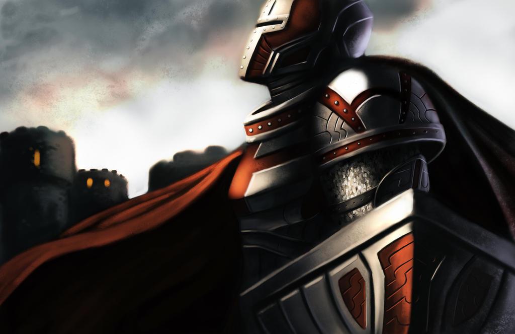 Knight by Emortal982