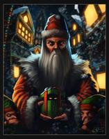 Santa by Emortal982
