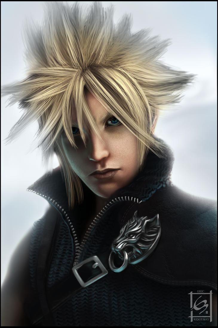 Cloud Strife by Emortal982