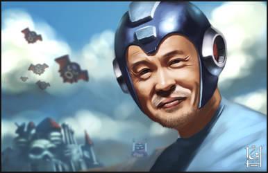 The Real Mega Man by Emortal982