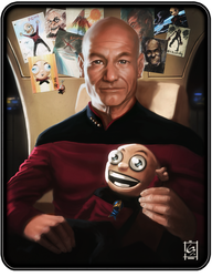 Captain Picard Day by Emortal982