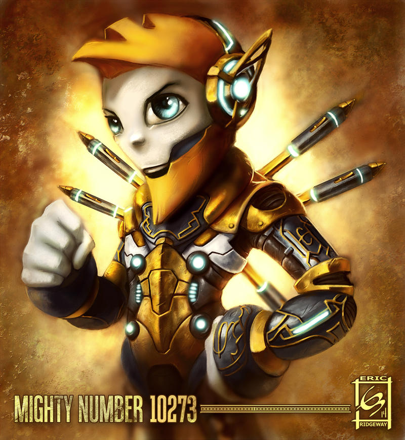 Mighty number 10273 by Emortal982