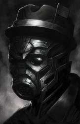 Gasmask by Emortal982