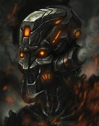 Cyborg by Emortal982