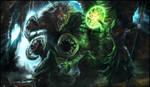 Demon Gnoll Attack