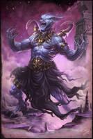 Demon Priest by Emortal982