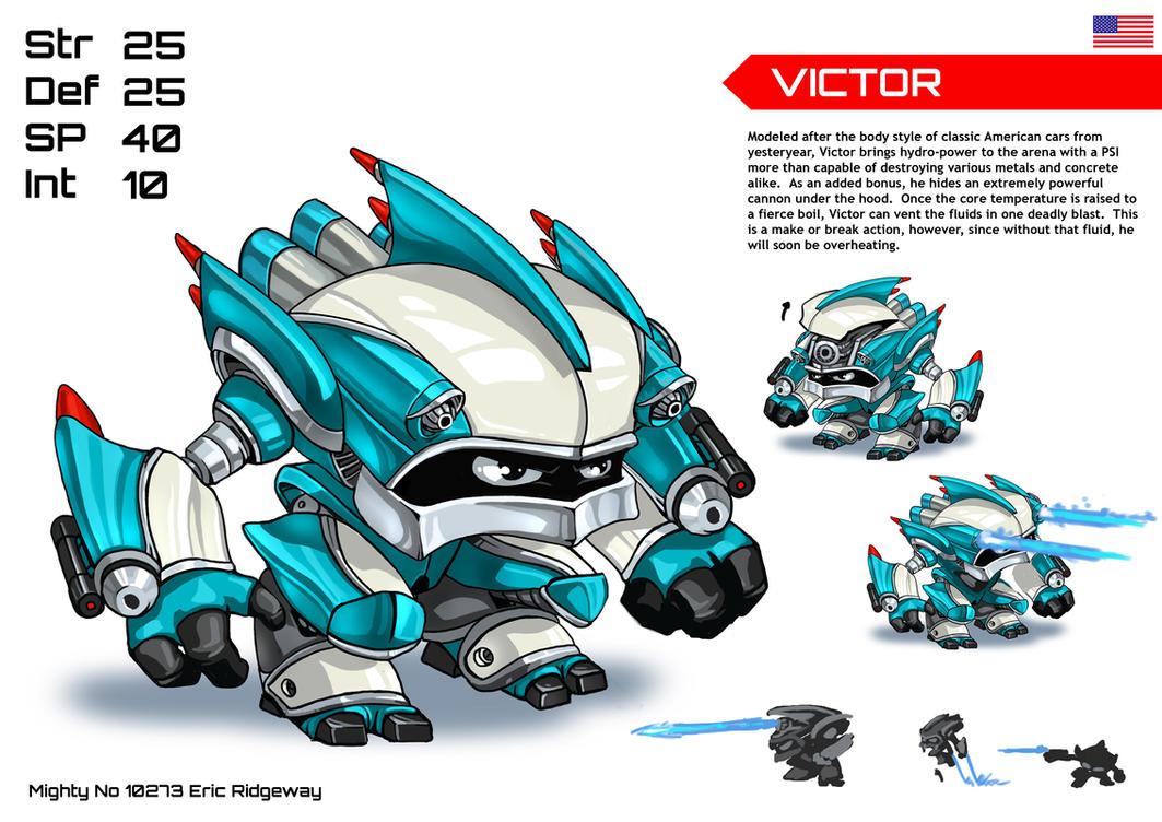 Victor by Emortal982