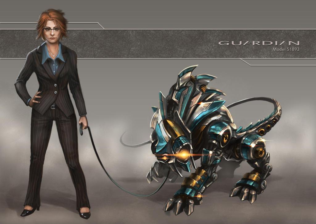 Guardian concept by Emortal982
