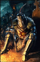 Solaire of Astora by Emortal982