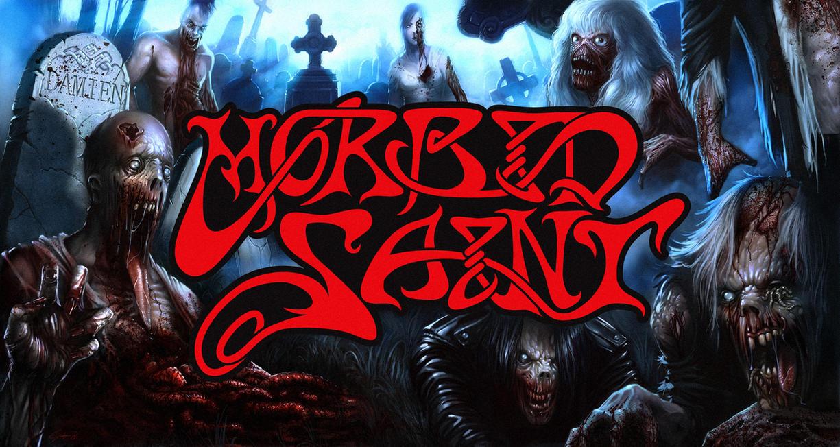 Morbid Saint Banner by Emortal982