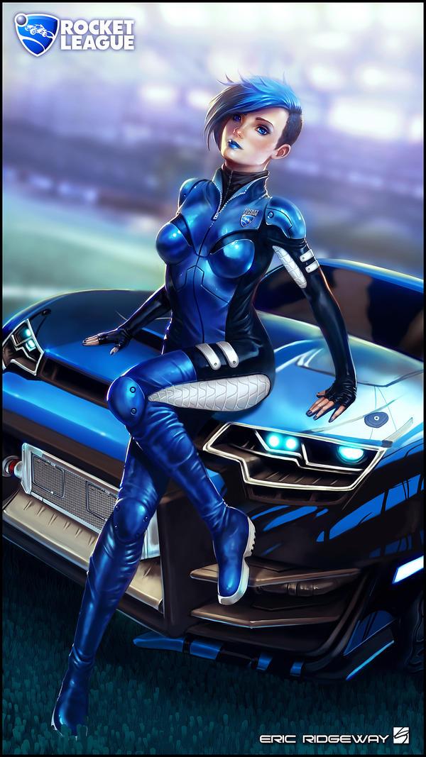 Rocket League by Emortal982