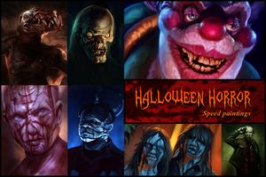 Halloween Horror by Emortal982
